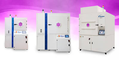 PD Series Plasma Deposition Systems eliminate wet chemistry.