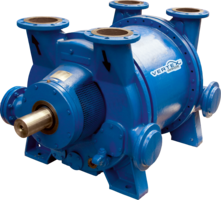 Vertex 2BE1 Liquid Ring Vacuum Pumps are suitable for industrial applications.