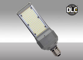 100-Watt LED Area Lamps are designed with thermal protectors.