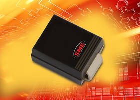 SD560B Rectifier features UL 94V-O rated molded plastic casing.