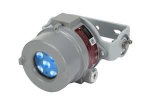 Forklift Light features adjustable surface mount bracket.