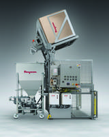 Tip-Tite® Bulk Transfer System features pneumatically-actuated slide gate.