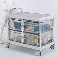 Cleanroom Desiccator Transport Carts