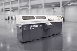 UNISIG Compact Rifling Technology Finishes Barrel Blanks with High Accuracy