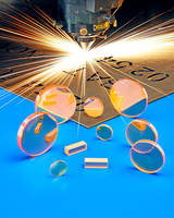 CO2 Laser Lenses Optimized for Steel Cutting