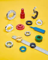 Metric Shaft Collars & Couplings Product Line Features Over 800 Items