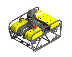 Phantom®L6 ROV comes with six Tecnadyne® thrusters.