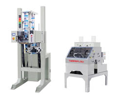 Axon Showcases at Pack Expo East a Shrink Sleeve Applicator and Shrink Tunnel Combination for Labeling Up to 150 Bottles or Cans Per Minute