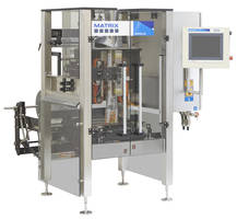 Matrix Offers a One-Stop-Shop at Pack Expo East for Bagging, Pouch, and Stickpack Machines