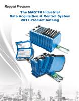 MAQ20® Data Acquisition and Control System meets ANSI/IEEE C37 90 1