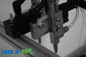 Unitizer 150F Flow Meter comes with PLC control.
