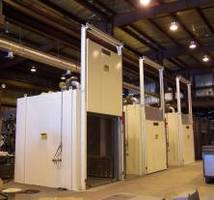 Wisconsin Oven Ships Ten Enhanced Duty Walk-In Series Ovens to a Wind Turbine Components Manufacturer