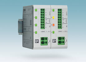 CBMC Circuit Breaker features electronic adjustable channels.