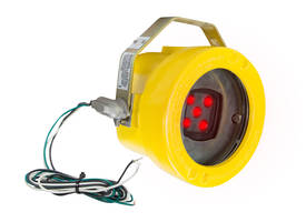 EPL-TN-FKLT-RED LED Forklift Light comes with parabolic reflectors.