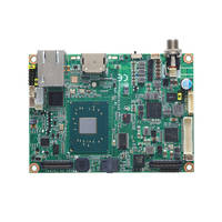 PICO312- Pico-ITX Motherboard features PCI Express Mini Card slot.