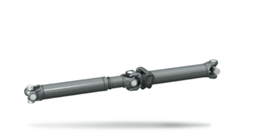 SPL® 350 Lite Driveshaft enables engine downspeeding.