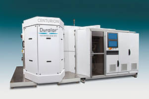 Centurion™ Deposition Systems feature intuitive operator interface software.