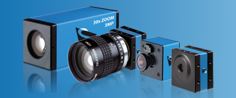 Industrial Autofocus and Zoom Cameras: Maximum Flexibilty for Your Application