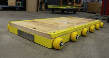 Hamilton Custom Dolly Keeps a Low Profile While Toting 6 Tons of Fun