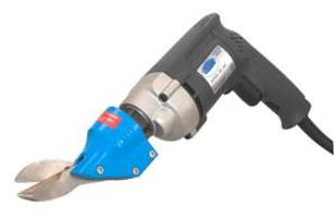 Kett Scissor Shears Seal Edges of Materials; Reduces Rusting and Corrosion
