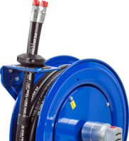 Coxreels' is pleased to offer dual hydraulic reels!