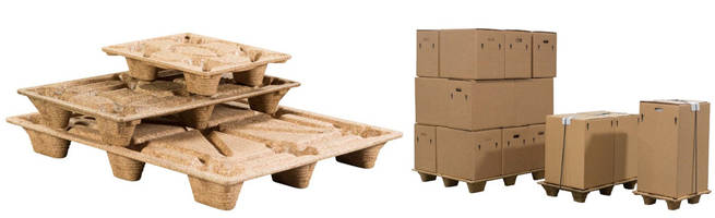 Molded Wood Pallet Standard Created by ANSI