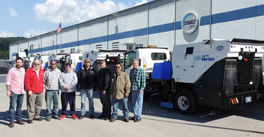 New Hampshire Contractor Upgrades Sweeper Fleet