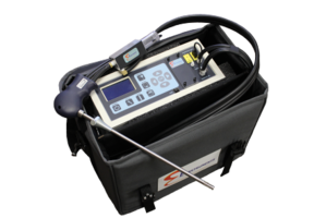 E8500 Cooled NOx Emissions Analyzer includes sample conditioning unit.