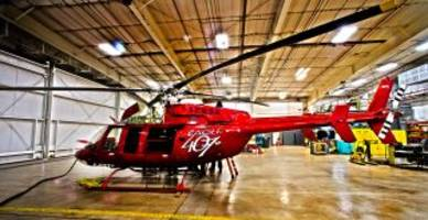 Honeywell Engines Continue to Power Eagle 407HP Helicopters