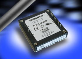 PH300A280 Power Modules are equipped with overcurrent protection circuitry.