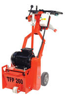 10 in. Floor Scarifier Tackles Demanding Material Removal Applications
