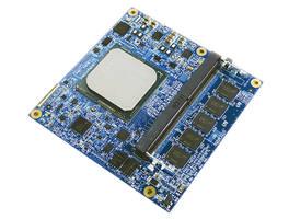 CPU-161-18 COM Express Computer-on-Module features fanless design.