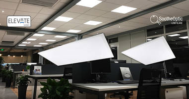 ELEVATE Series Panel LED Luminaires minimize visual glare.