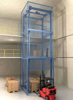 PFlow Vertical Reciprocating Conveyors - We Elevate your Business