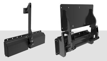 LIFT-A-SYST® Counterbalance System eliminates need for constant maintenance.