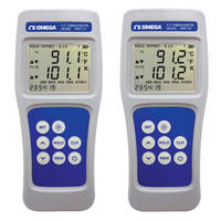 Digital Thermometers come with tilt stand and magnetic mount.