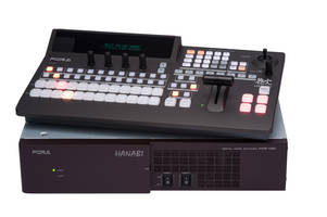 HVS-100 Express Switcher comes with clip memory feature.