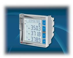 WM20 Power Analyzer comes with 4 line LCD display.