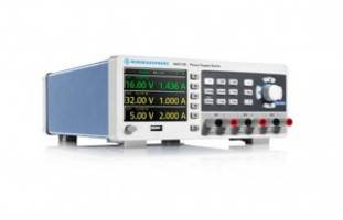 R&S NGE 100 Series Power Supplies provide digital trigger option.