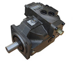 A4V Series Piston Pumps are fully tested and documented.