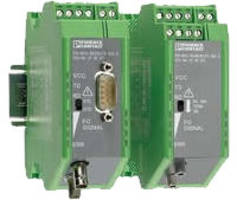 Serial to Fiber Media Converters transmit data without delay.