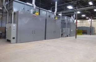 Wisconsin Oven Ships Three Heavy Duty Walk-In Series Ovens to Composites Manufacturer