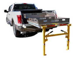 Revolutionary Commercial Truck Bed Extension, TramBed 2.0, to Be Demonstrated at the Work Truck Show