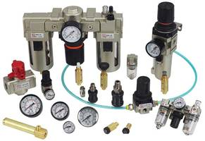 Clippard Maximatic® Filter-Regulators-Lubricators