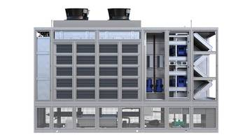 Ecoflair Indirect Air Economizers reduce operating costs up to 60%.