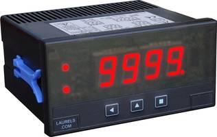 L40 Digital Panel Meter features moving average digital filter.