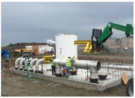 Barclay Mechanical Starts New Wastewater Treatment Project in Washington