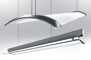 Covera™ and Converge™ Suspended Luminaires are equipped with DLVP system.