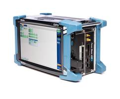 FTB-4 Pro Platform comes with 10-in. high-resolution widescreen display.