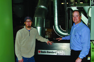 Davis-Standard Upgrades Expand Film Capabilities at Mid South Extrusion